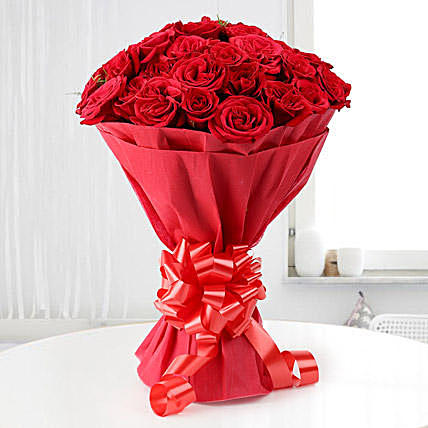 Sweet Love Red Rose Bouquet