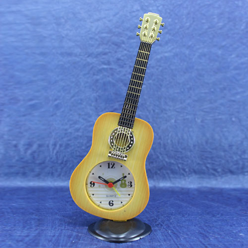 Analogue Guitar Clock