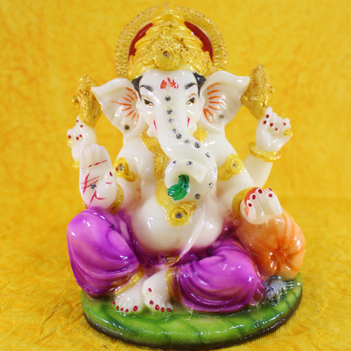 Beautiful Ganesha Idol