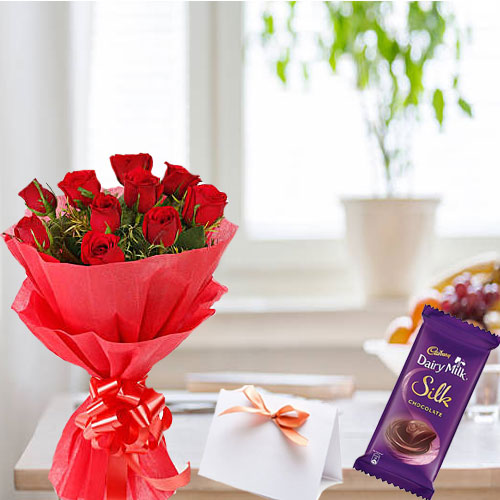 Choco Bouquet Combo Gift