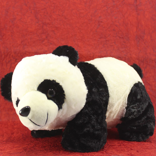 Cuddly Panda Soft Toy