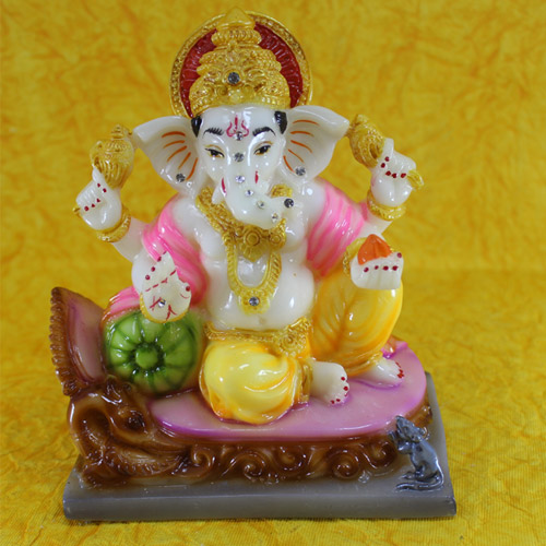 Devotional Ganesha Idol