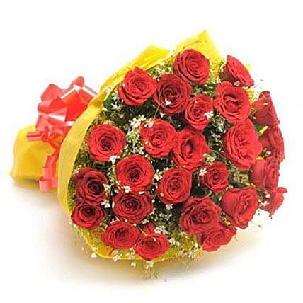 Love perfection Red Rose Bouquet