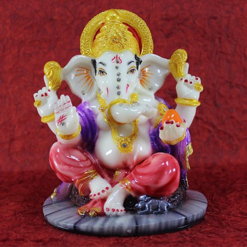 Mystical Ganesha Idol