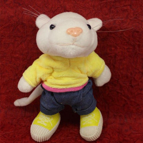 Soothing Stuart Little Soft Toy